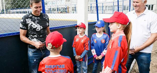 Александр Легков предрёк Хотькову большое спортивное будущее