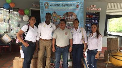 Jikly Mena Gamboa líder de cobertura de la secretaria de Educación del Chocó habla en Platino Stereo