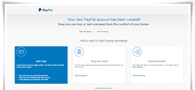 what is paypal how to create it