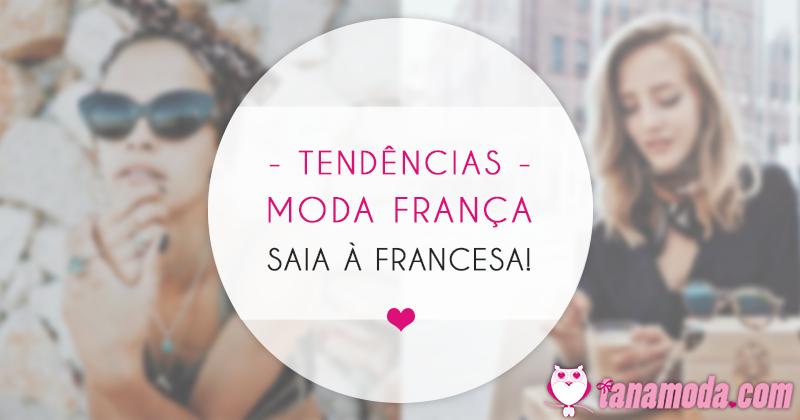 Tendências da Moda na França - Saia à francesa!