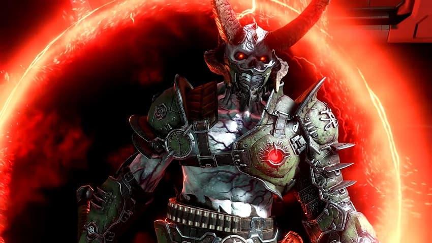 В DOOM Eternal напрочь сломан баланс, а мародёр - худший противник из возможных