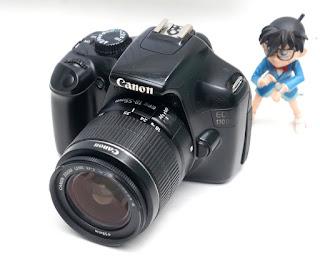 Jual Canon EOS 1100D Body Only Bekas