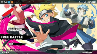Download Boruto Senki v2 by Arya Syddan Apk Update 2019