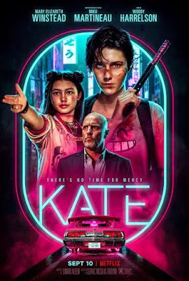 Kate 2021 DVD BD NTSC Latino