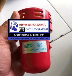 Jual Sirine Mini Perumahan LK B36 di Bogor