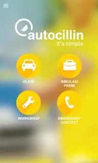 Ternyata Aplikasi Autocillin Mobile Mempermudah Proses Klaim