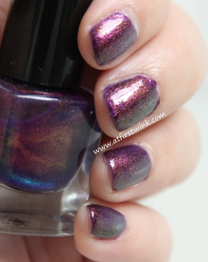 Diy Chanel Nail Polish 583 Taboo Dupe Second Attempt