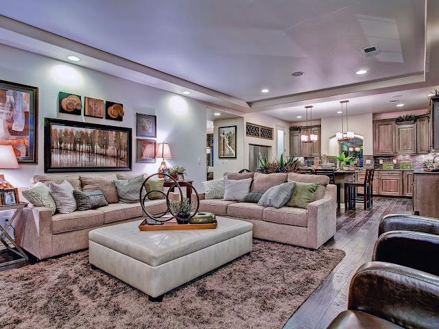 large rectangular living room design ideas