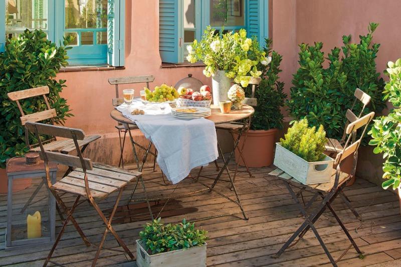 10 Consejos Para Tener Una Terraza Bonita Y Práctica Para El