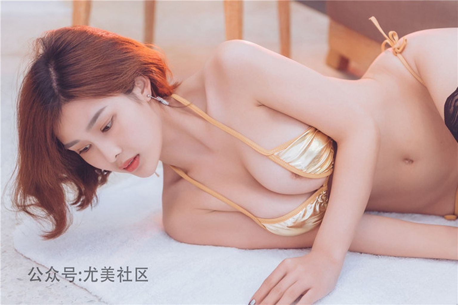 Chinese Girl Yan Pan Pan 闫盼盼 Nude Photoshoot