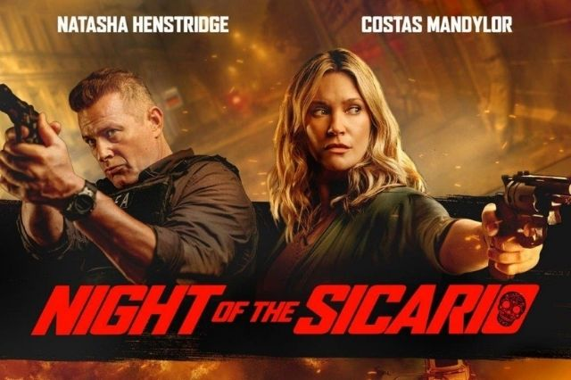 FILM - Night of the Sicario 2021 Subtitle Indonesia