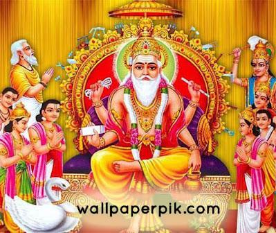 bhagwan vishwa karna ji ka wallpaper download