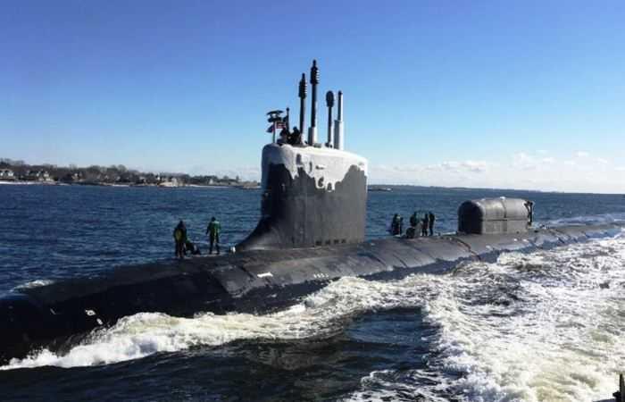 Kapal selam kelas Virginia