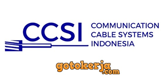Lowongan Kerja PT Communication Cable Systems Indonesia Tbk