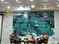 Milad SAA, Iqbal: Bersatu Dalam Ragam Tingkatkan Kerukunan