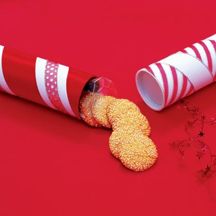 Sesame Crisps Recipe