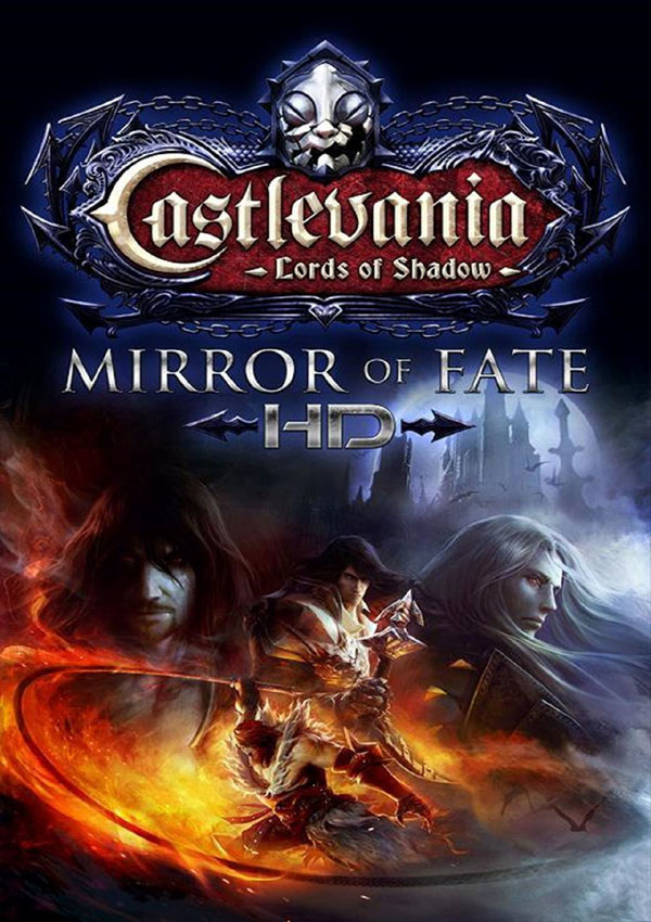 Castlevania Lords of Shadow Mirror of Fate Download Cover Free Game