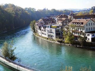 Svizzera 2014 (2/3): Berna