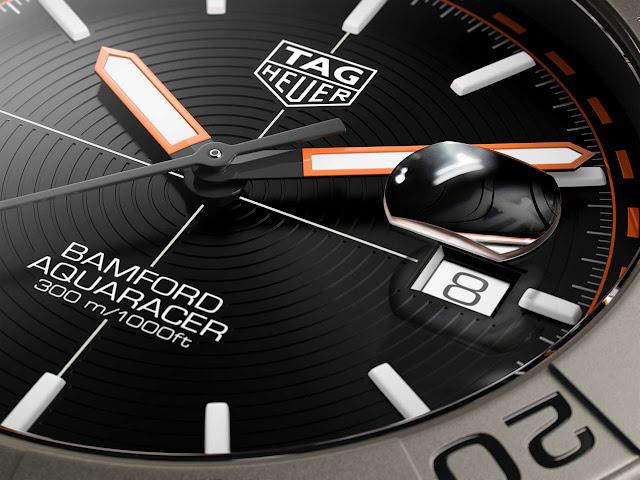 TAG Heuer Aquaracer Bamford Limited Edition Ref. WAY208F.BF0638