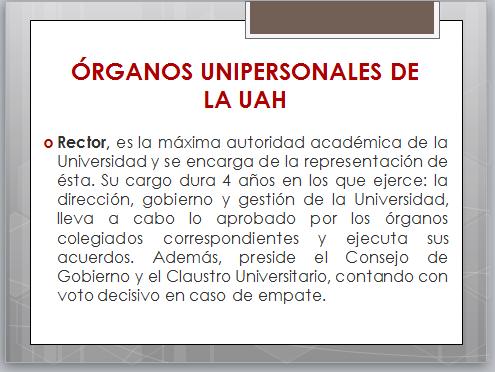 Uah Calendario Academico.Delegacion De Estudiantes Filosofia Y Letras Uah