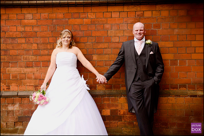 Picture Box Walsall Registry Office Duncan James Suit Hire Special Day Services