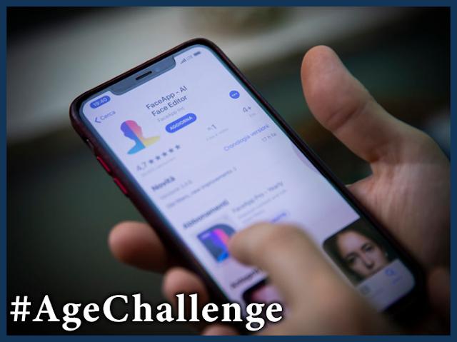 FaceApp Challenge : جرب الهوس الجديد بنفسك و ستصبح عجوزا