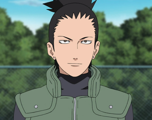 Nara Shikamaru - Naruto