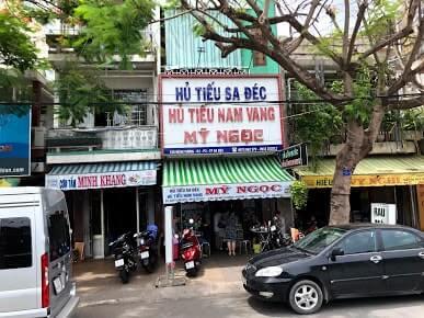 Hủ tiếu Nam Vang Mỹ Ngọc