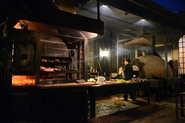 Restaurante 1884 Francis Mallmann em Mendoza