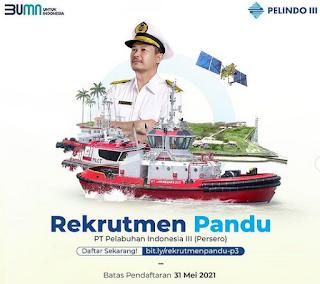 Loker BUMN PT. Pelindo III