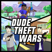 Download Dude Theft Wars: Online FPS Sandbox Simulator BETA For Android XAPK