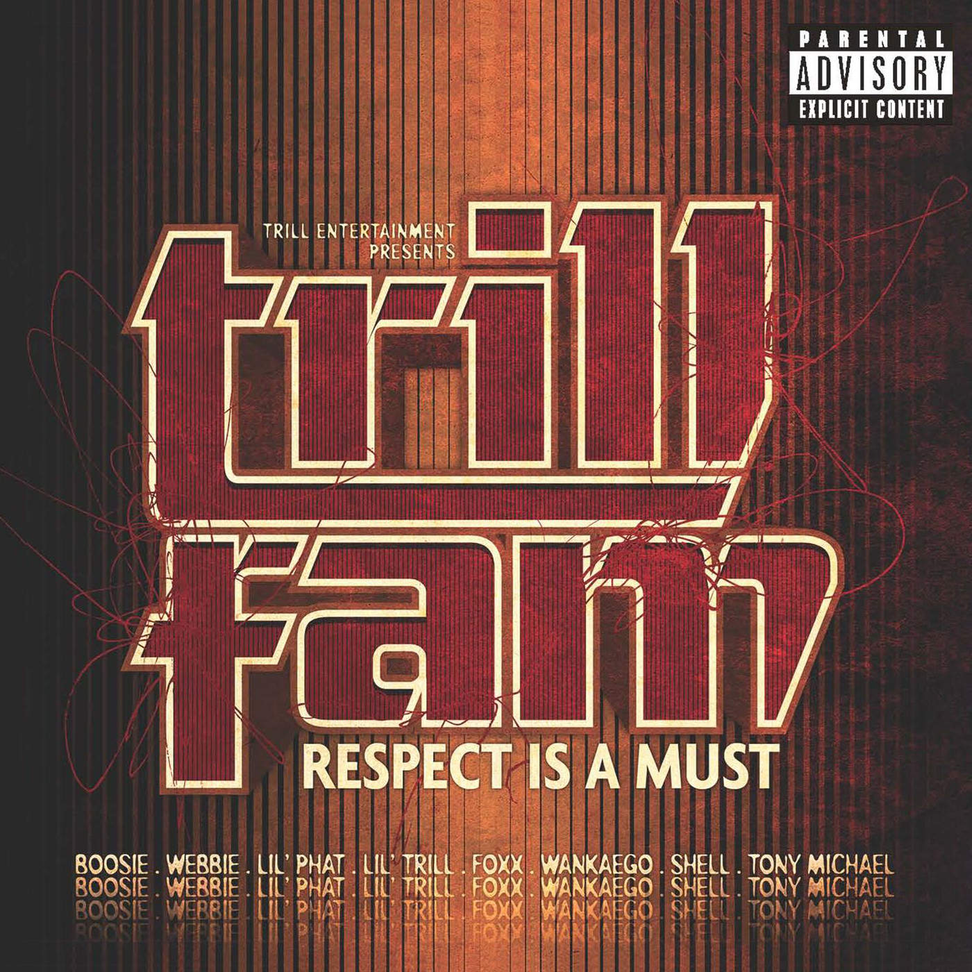 Various Artists - Trill Entertainment Presents: Trill Fam - Respect Is a Must Cover