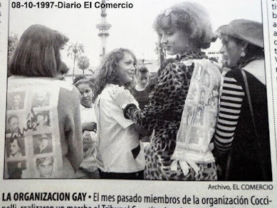 LA LUCHA DE LA COMUNIDAD LGBTI CONTINUA