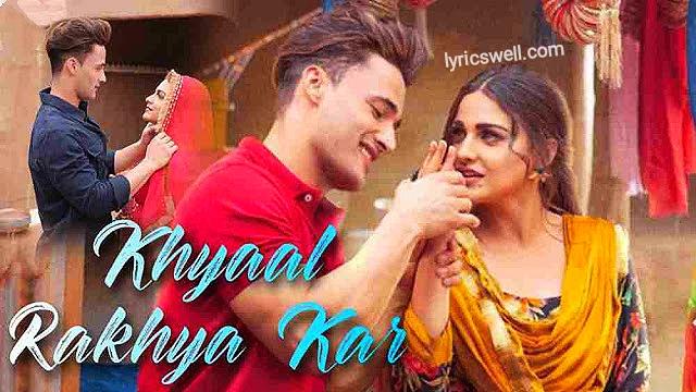 Khyaal Rakhya Kar Song Lyrics in English - Preetinder | Asim Riaz, Himanshi