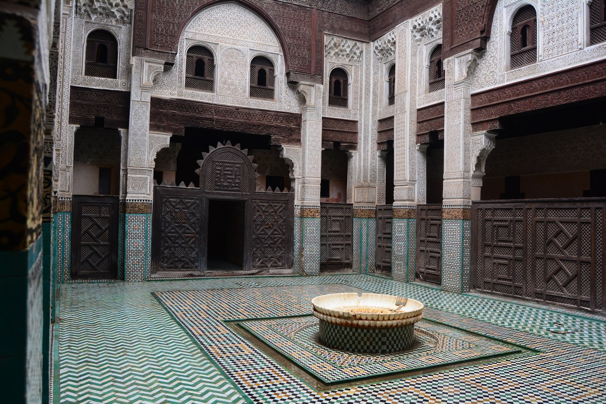 medersa Bou Inania Meknès