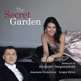 Alexander Dargomyzhshky Romances; Anastasia Prokofieva, Sergey Rybin; Stone Records