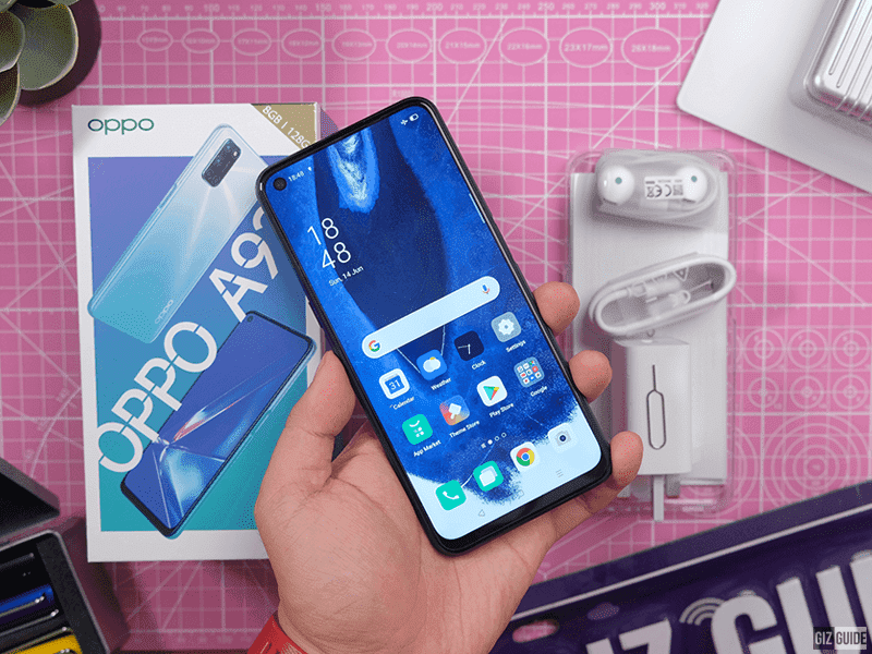 5 best features of OPPO A92