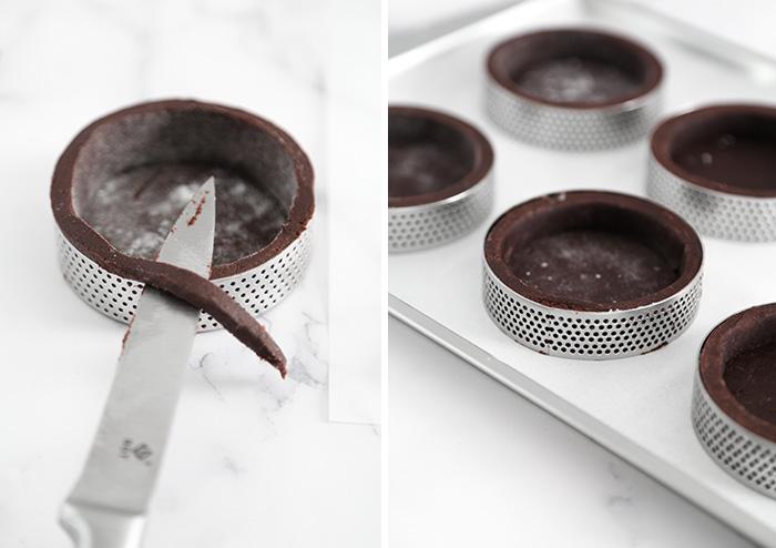 Ирландские кремовые шоколадные пироги