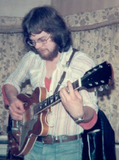 Peter Sharp (electric guitar)