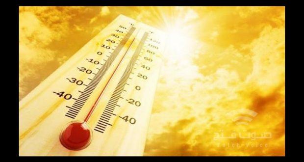 طقس الجمعة .. حار نسبيا مصحوب بقطرات مطرية بهذه المناطق