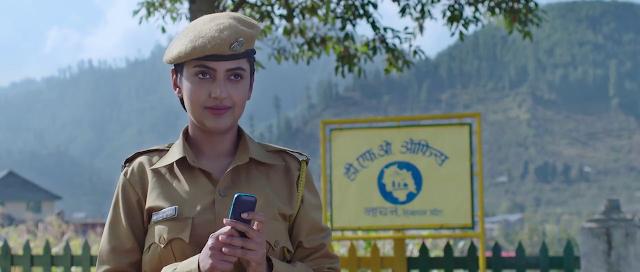 VanRakshak 2021 Hindi 720p HDRip