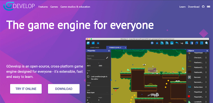 Game Development for Beginners with GDevelop