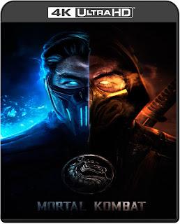 Mortal Kombat [2021] [UHD] [Latino]