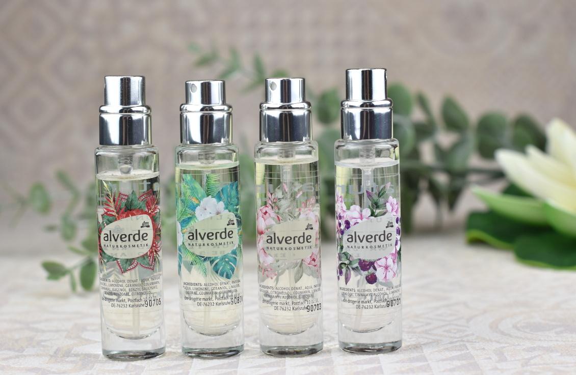 alverde Naturkosmetik - naturduft Parfum Duft Review