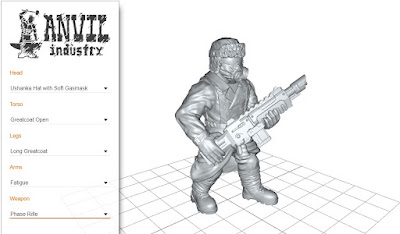 Need to Create Your New Astra Militarum Regiments... but