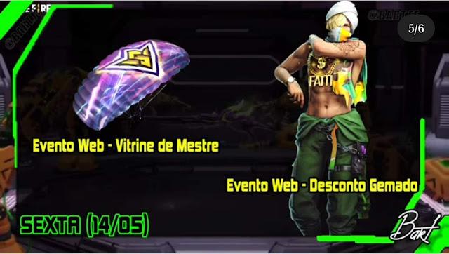 New Web Event