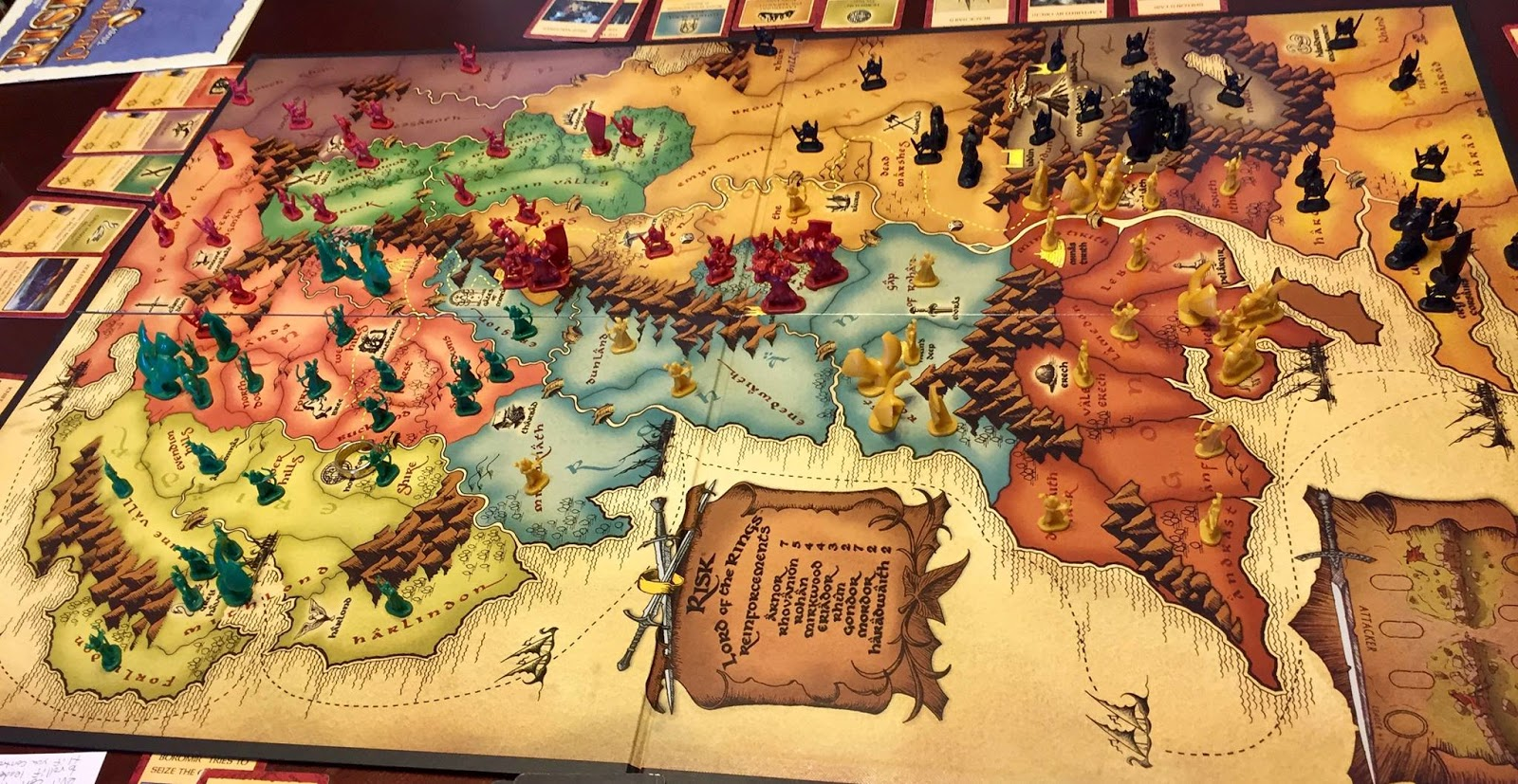 Risk Lord Of The Rings – medmind.co.uk