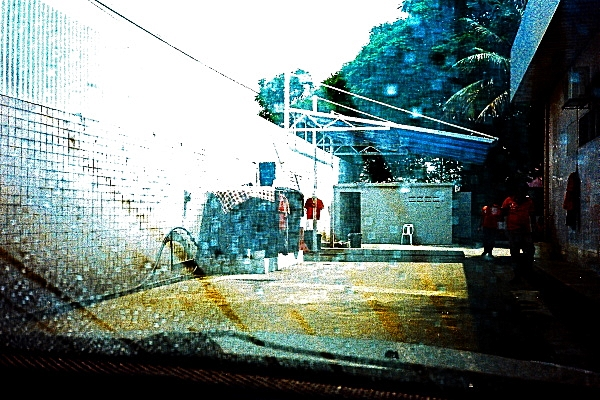 The Car Wash Revisited, Olympus XA1 01