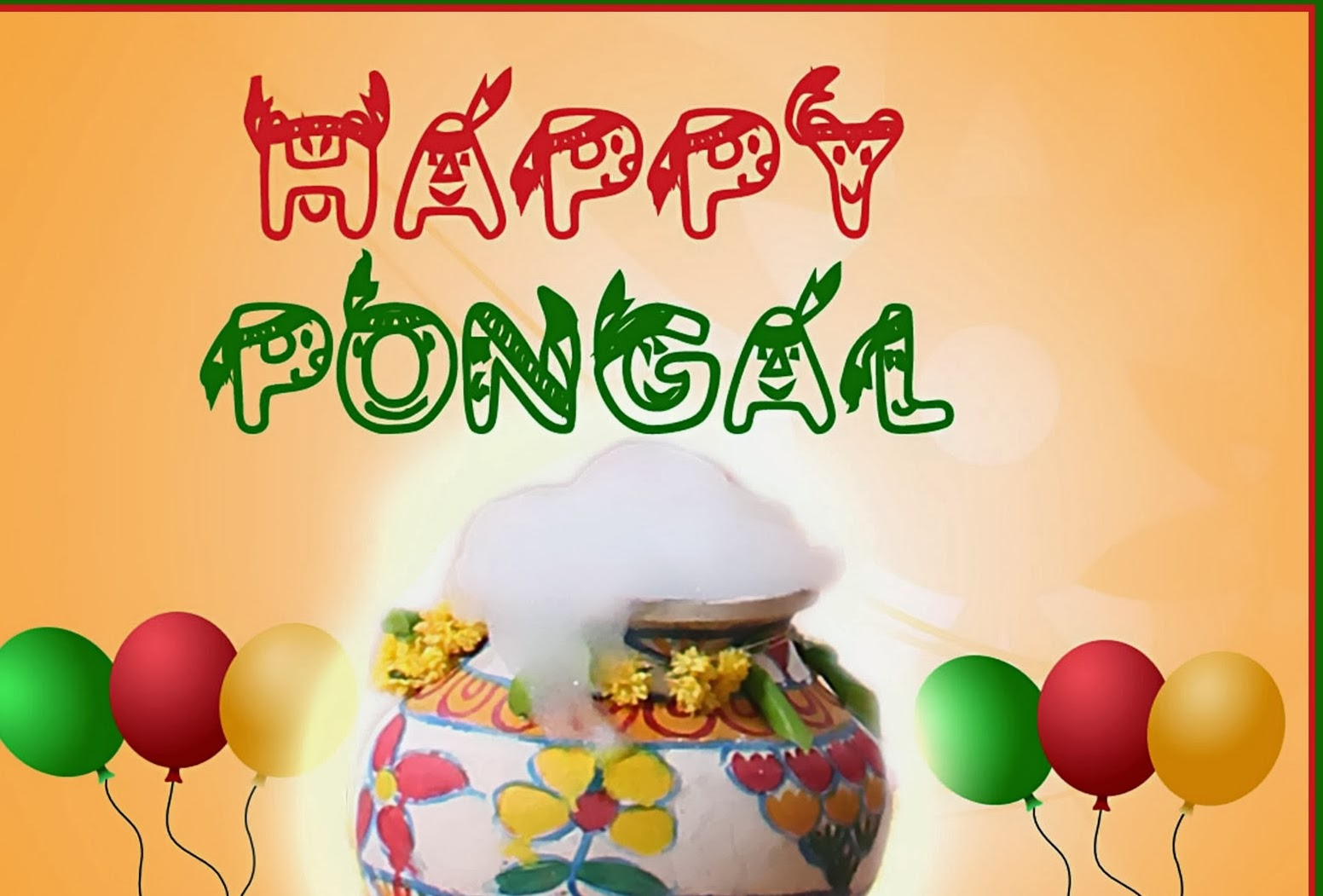 happy pongal day greeting cards  pongal greetings cards