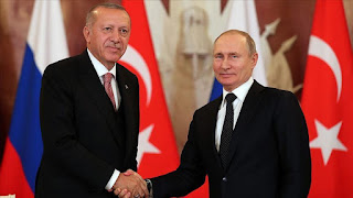 فايننشال تايمز: العلاقة بين بوتين وأردوغان على المحك بسبب إدلب